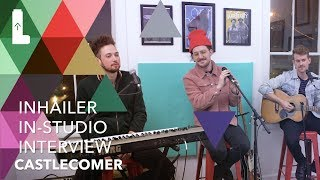 Castlecomer: INHAILER Instudio Interview