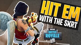 HIT EM WITH THE SKRT! - Tfue Fortnite Twitch Highlights #6
