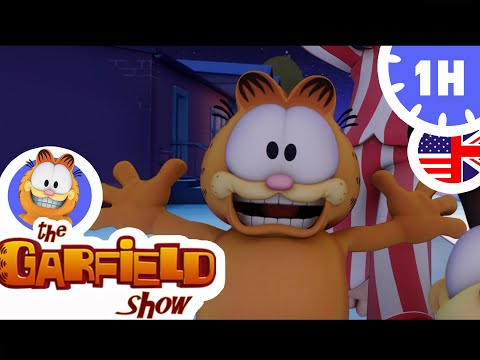 THE GARFIELD SHOW - 1 Hour - New Compilation #11