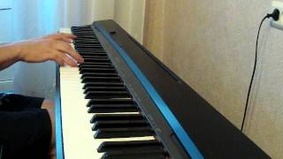Lacuna Coil - Intoxicated (Dark Adrenaline) - Piano