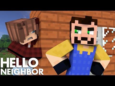Minecraft Hello Neighbor Youtube
