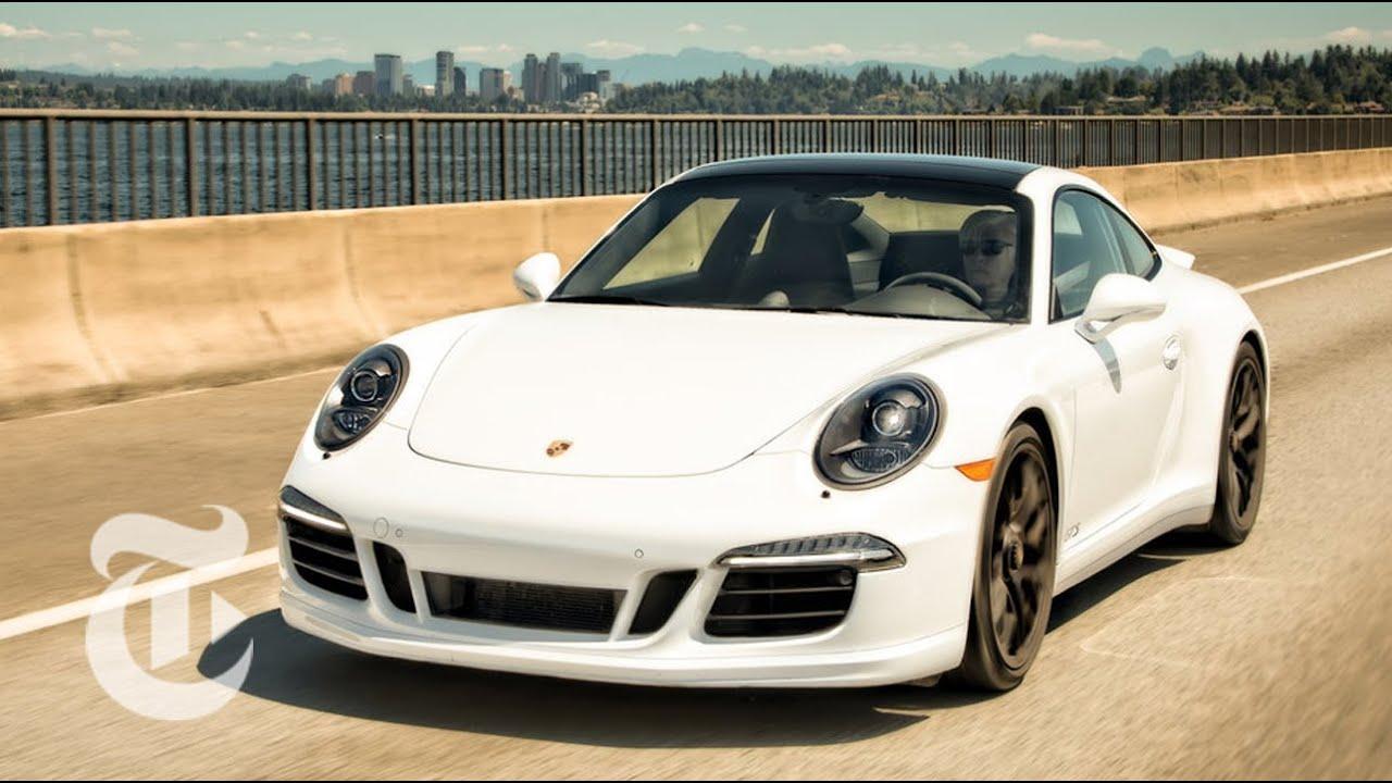2015 Porsche 911 Carrera Gts Driven Car Review The New York