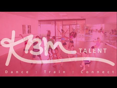 online dance class with KBM Talent