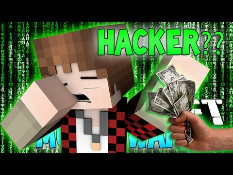 Minecraft: MONEY WARS GAME #3 - HACKER?! (Epic Mini-Game)