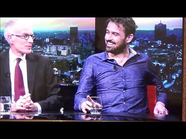 Grootmeester Walter Toch in de AFSPRAAK op CANVAS over GENTBRUGGE van Joris Hessels TV Maker