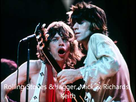 ALL DOWN THE LINE - THE ROLLING STONES (BRUSSELS 1973)