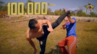 Laos Action Fighting comedy (ດືກແປ໋ກ)
