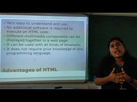 Class-7 Computer Chapter-5 Introduction To HTML(part-1)