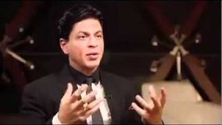 2011 BBC interview Shahrukh Khan on Talking Movies special  (part 1)