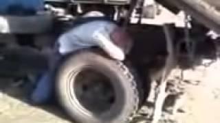 Без задних колес или устал на работе