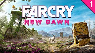 PRIMER CONTACTO | FAR CRY NEW DAWN Gameplay Español