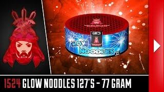 1524 Glow Noodles - Geisha - Vuurwerkmania