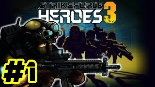Strike Force Heroes 3 Team Gun Game!! Y Nueva Arma Dorada!!
