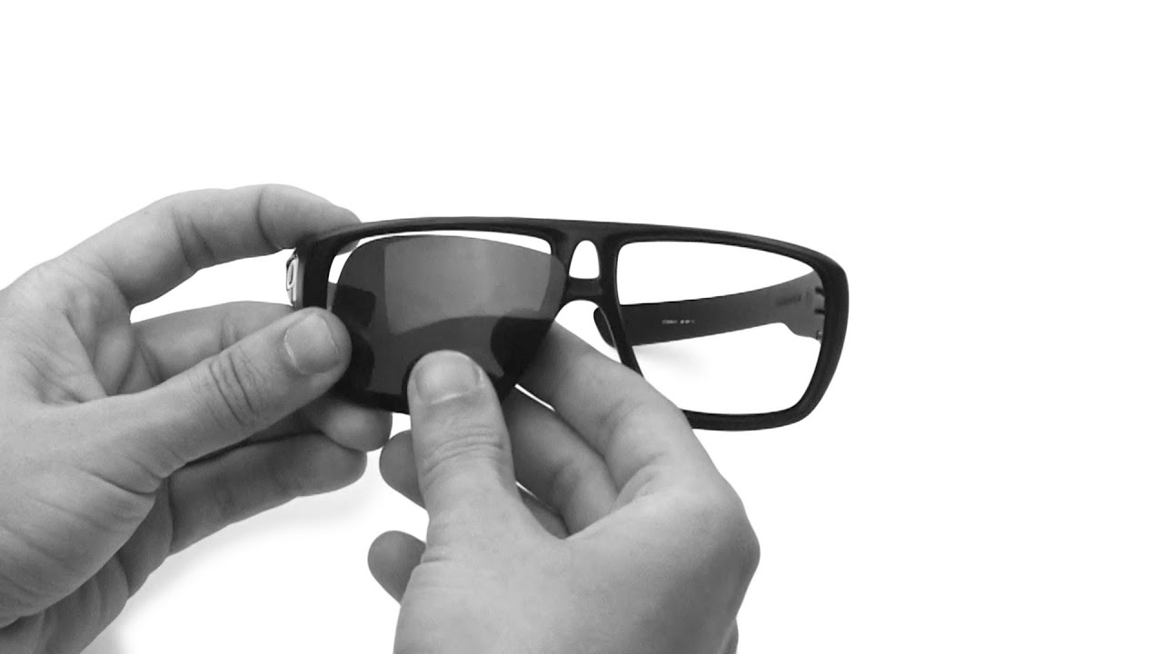 7b9163a072b Oakley Dispatch 1 Lens Replacement   Installation Instructions - YouTube