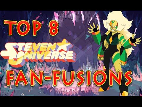 Top 8 Steven Universe Fan Fusions