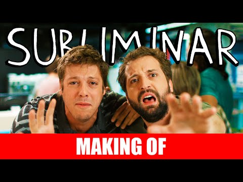 Subliminar – Making Of