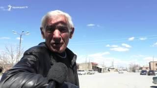 Նալբանդյանի գյուղապետը համայնքի բյուջեն համեմատում է իր գրպանի պարունակության հետ