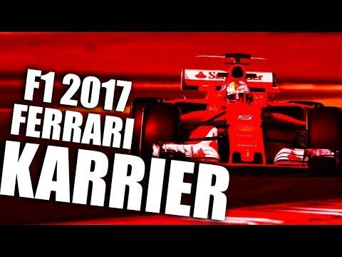 🏆Címvédésre fel! | F1 2017 | Ultimate | Hatodik szezon | Ferrari | Ausztria-Brit-Magyar-Belga?