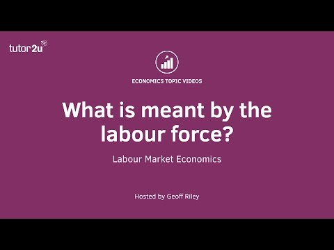 What Is The Labour Force?