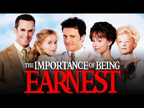 The Importance of Being Earnest   Official Trailer (HD) - Colin Firth, Rupert Everett   MIRAMAX