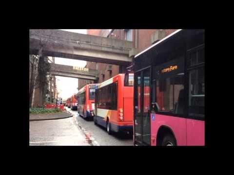 Northampton Bus Station Song