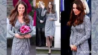 Кейт Миддлтон и ее букеты. Kate Middleton