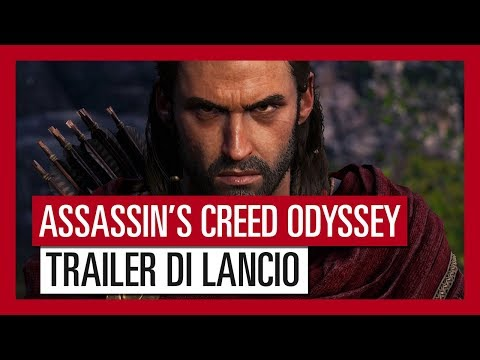 ASSASSIN'S CREED ODYSSEY: TRAILER DI LANCIO