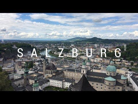 SALZBURG, AUSTRIA / TRAVEL VLOG / WEEKEND BREAK