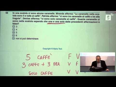 Test ingresso Medicina Odontoiatria CATTOLICA - Esempio Logica Alpha Test (7)