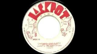 TRINITY + JAMMY & THE AGGROVATORS - Uptown gal + channel one a boy (1977 Jackpot)