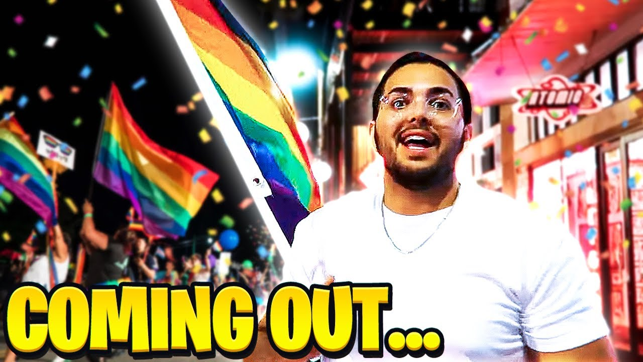 arab finally came out