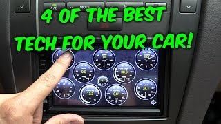 MOST AFFORDABLE CAR TECH FOR UNDER $200 !!!