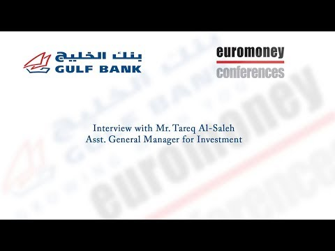 WISE Investments by Gulf Bank featured at Euromoney Kuwait Conference 2017, with Tareq Al Saleh