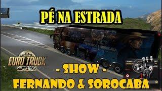PE NA ESTRADA - SHOW FERNANDO & SOROCABA