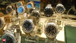 Luxury Watch Shopping Wonderland in Hong Kong