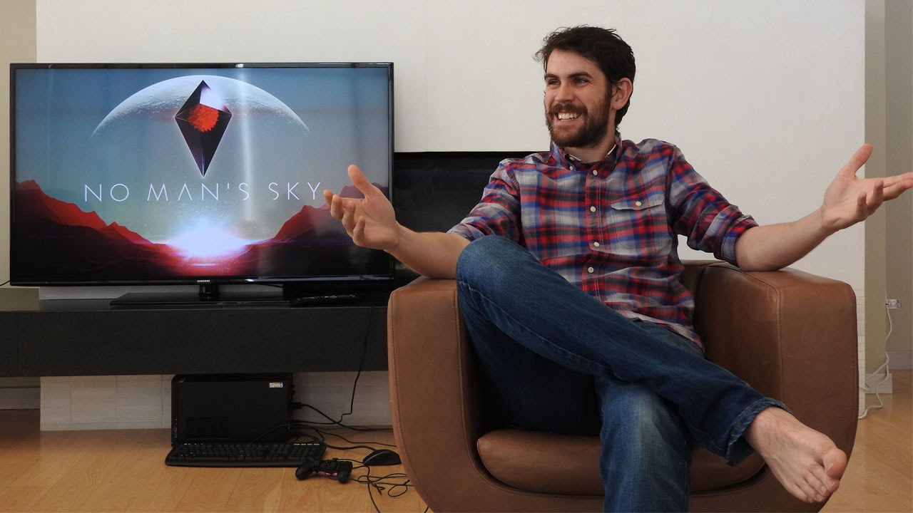 Image result for no man's sky sean murray