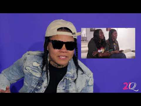 21 Questions WithJas & TolisaTokiwa: Young MA