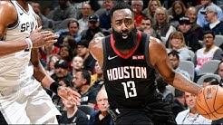 Houston Rockets vs San Antonio Spurs - Full Game Highlights | December 3, 2019 | NBA 2019-20