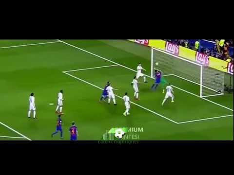 Barcellona  -  P.S.G.  - 6 - 1  - Highlights (Ottavi di Finale Di Ritorno)  -  C.L. -  2016/2017.
