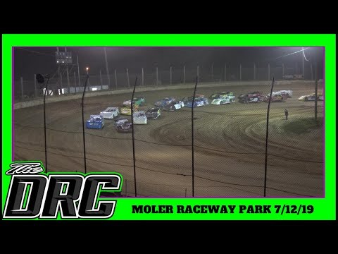 Moler Raceway Park | 7/12/19 | Late Models | Feature