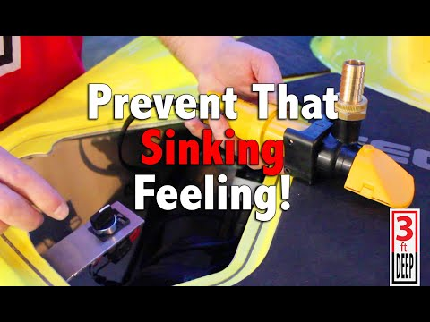 How To Install a Bilge Pump on Your PWC