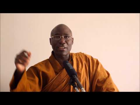 Bhante Buddharakkhita - Fears: Death, Public Speaking and Mother-In-Laws