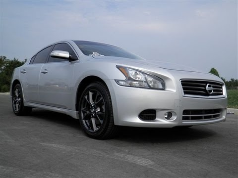 Sold2012 Nissan Maxima 35s Limited Edition Package 21k At Wilson