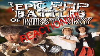 Lewis and Clark vs Bill and Ted. Epic Rap Battles of History Season 4. -REACTION-