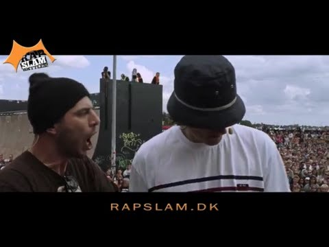 Rap Slam Battles #9: Jøden vs. Pede Gøbb @ RF13