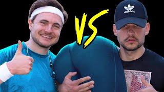 ALMAN vs. BRATAN - Fitness (mit Slavik Junge) Teil 1