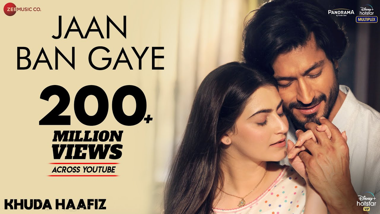 Jaan Ban Gaye – Khuda Haafiz Mp3 Hindi Song 2020 Free Download