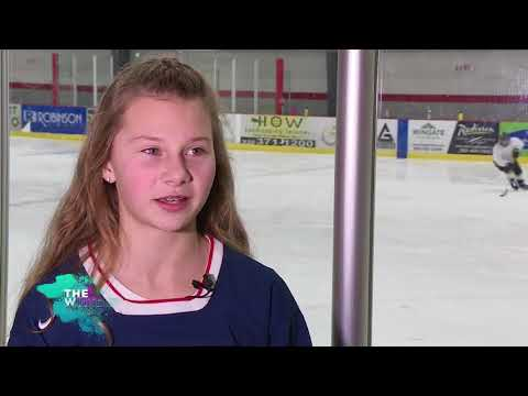 Local hockey players inspired by Olympic win