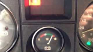 видео ВАЗ 2105 горит лампочка зарядки аккумулятора