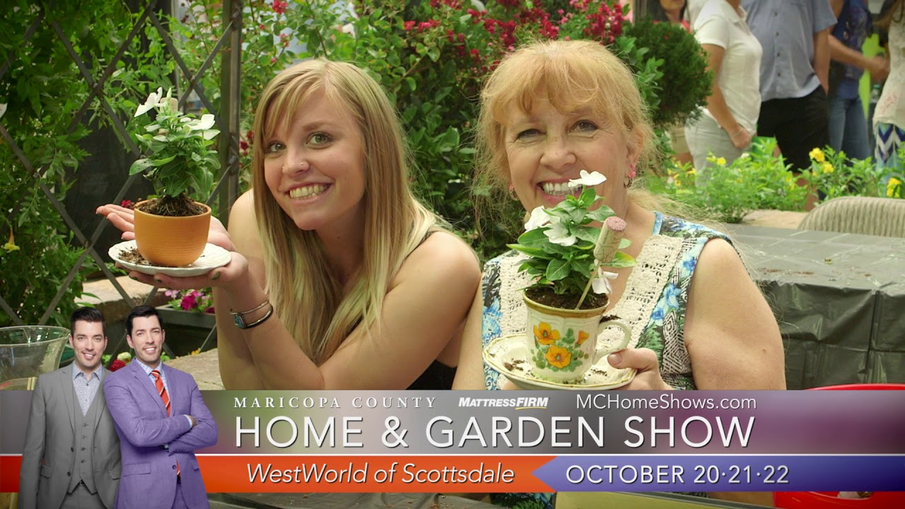 Maricopa County Home Garden Show October 2017 Youtube